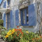 Gite La Maison Bleue St Gelais
